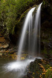 Grotto Falls in Great Smoky Mountains NP Stock Image