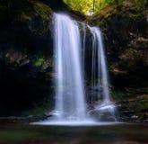 Grotto Falls royalty free stock photo