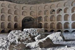Grotto famoso del Chaliapin Fotografia Stock Libera da Diritti