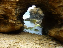 The Grotto, Great Ocean Road Stock Photography