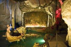 grotto linderhof Αφροδίτη κάστρων της Βαυαρίας Στοκ φωτογραφίες με δικαίωμα ελεύθερης χρήσης