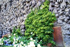 The Grotto located in Wallenstein Garden in Prague Royalty Free Stock Photos