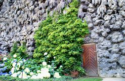 The Grotto located in Wallenstein Garden in Prague Royalty Free Stock Images