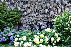 The Grotto located in Wallenstein Garden in Prague Royalty Free Stock Image