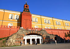 Grotto in Moscow. Royalty Free Stock Images