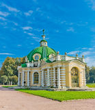 The Grotto Pavilion  in park Kuskovo Stock Image