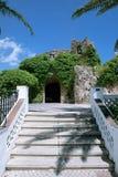 Grotto of the Virgin de la Pena Royalty Free Stock Photos