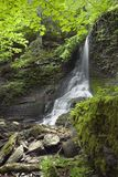 Grotto Waterfall stock photos