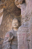 grottoes yungang Στοκ φωτογραφίες με δικαίωμα ελεύθερης χρήσης