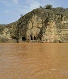 grottor Arkivbild