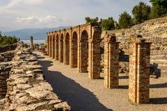 Grottor Catullus Arkivfoton