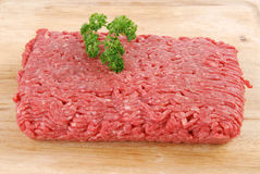 Ground beef Royalty Free Stock Image