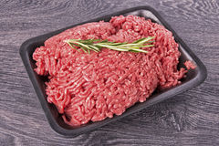Ground beef Stock Images