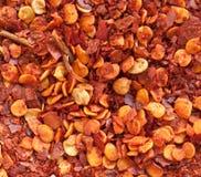 Ground chili powder Royalty Free Stock Images