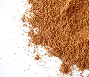 Ground cinnamon Stock Images