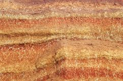 Ground cliff background texture stock images