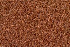 Ground coffee background Stock Photo