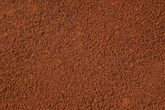 Ground coffee backgrounds Stock Images