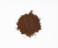 Ground coffee Stock Photography