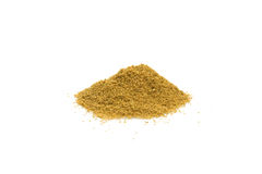 Ground Cumin. Food & Drinks - Spices - Cumin isolated on white background Stock Images