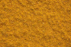 Ground Curry (Madras Curry) background. Stock Photos