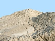 Ground erosion Royalty Free Stock Photography