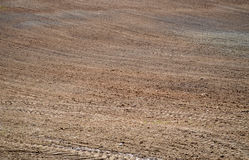 Ground fied Royalty Free Stock Image