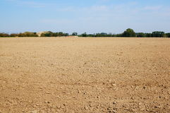 Ground field Royalty Free Stock Photos