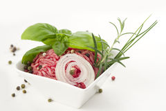 Ground meat Royalty Free Stock Photography
