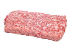 Ground meat Stock Image