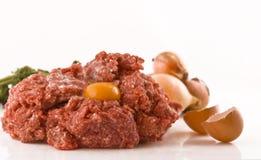 Ground meat Stock Photo