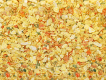 Ground mixed spices Royalty Free Stock Images