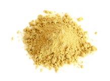 Ground Mustard Stock Photography