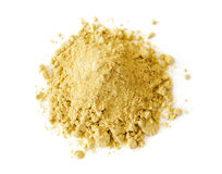 Ground Mustard Stock Photos