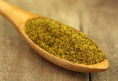 Ground Mustard Stock Image