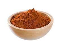 Ground paprika Royalty Free Stock Photography