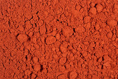 Ground paprika background Royalty Free Stock Photos