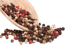 Ground pepper Royalty Free Stock Photography