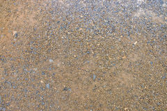Ground sand Royalty Free Stock Images