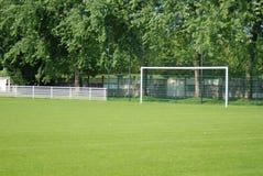 Ground of soccer, football Stock Photo