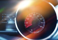 Ground Speed Tacho Stock Image