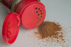 Ground spice Royalty Free Stock Image