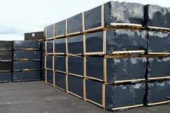 Ground storage Royalty Free Stock Photo