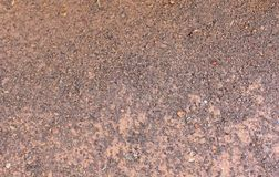 Ground texture. Photo detail of ground texture royalty free stock photos
