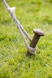 Ground work bar Royalty Free Stock Image