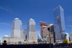 Ground Zero Royalty Free Stock Photography