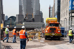 Ground Zero Stock Photography