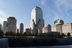Ground Zero Royalty Free Stock Images