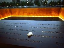 Ground zero Fotografia Stock Libera da Diritti