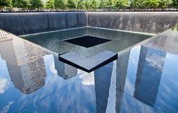 Ground zero Fotografie Stock Libere da Diritti